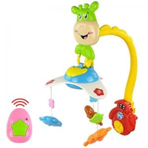 Carusel  copii learning fun Girafa cu proiector si telecomanda2
