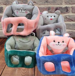 Scaun bebelusi portabil din plus - Inaltator scaun din plus pentru Bebe1