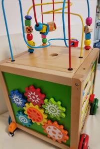 Antepremergator din Lemn Montessori 6 in 16