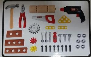 Banc de scule copii Smart Tools2