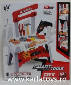 Banc de scule copii Smart Tools1