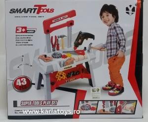 Banc de scule copii Smart Tools0