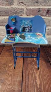 Birou Copii cu scaun - Set Birou si scaun copii0