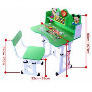 Birou Copii cu scaun - Set Birou si scaun copii1