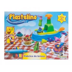 Fabrica de Briose Plastelino - Joc plastelina Briose0