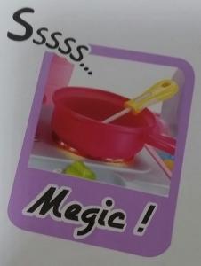 Bucatarie de jucarie copii Cook Fun 30 piese2