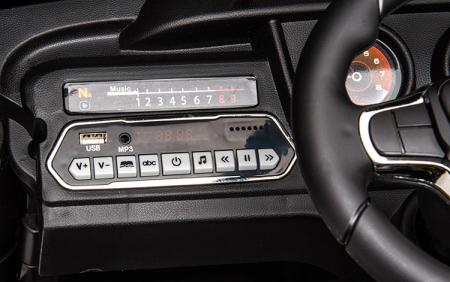 Camion Tir Electric pentru copii 4x4 cu telecomanda [5]