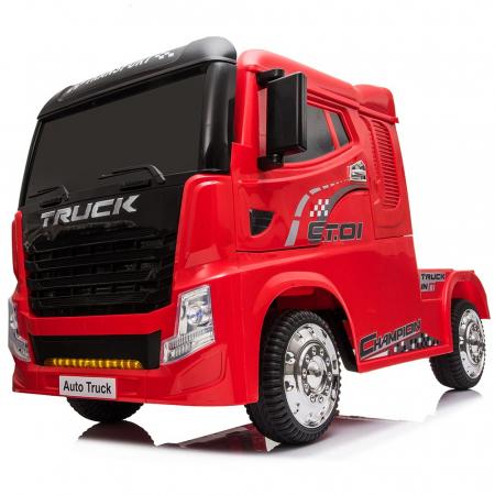 Camion Tir Electric pentru copii 4x4 cu telecomanda [0]