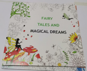Set Carte si creione colorate - Joc creativ de imaginatie Culori2