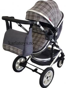 Carucior 3 in 1 transformabil Baby Care2