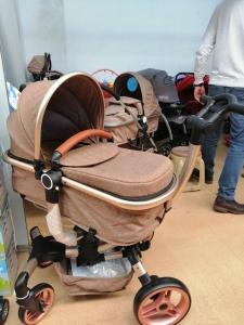Carucior copii Transformabil 2 in 1 rotativ  360' Baby Care11