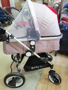 Carucior nou nascuti 2 in 1 Baby Care PRO YK-189