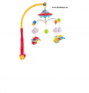Carusel pentru copii cu avioane si elicoptere Dream world [2]