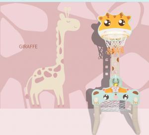 Set Centru de Activitati Sportive 3 in 1 Girafa5