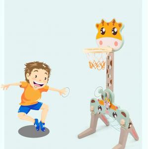 Set Centru de Activitati Sportive 3 in 1 Girafa2
