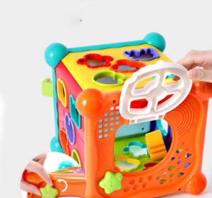 Centru Interactiv Bebe Musical box cu Telecomanda18