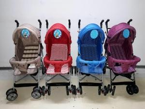 Carucior sport Baby Care SA7 Fucsia0