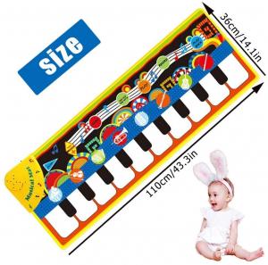 Covor muzical copii Pian3