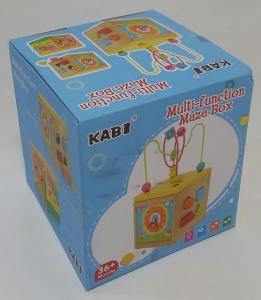 Cub Educativ 5 in 1 Active Sun KABI7