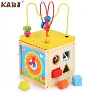 Cub Educativ 5 in 1 Active Sun KABI3