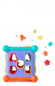 Centru Interactiv Bebe Musical box cu Telecomanda14