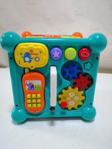 Centru Interactiv Bebe Musical box cu Telecomanda12