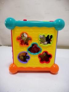 Centru Interactiv Bebe Musical box cu Telecomanda11