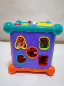 Centru Interactiv Bebe Musical box cu Telecomanda13