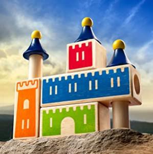 Joc Logica Constructie Castel 3D3