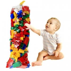 Cuburi Constructie  TIP Lego K2 Super max 350 piese0