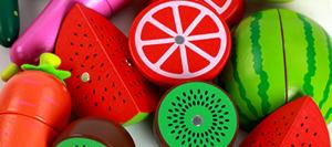 Set de legume si fructe de feliat cu magnet cu cutie2
