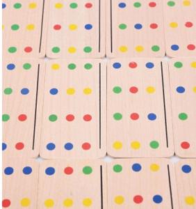 Joc Lemn Asociere Color Match2