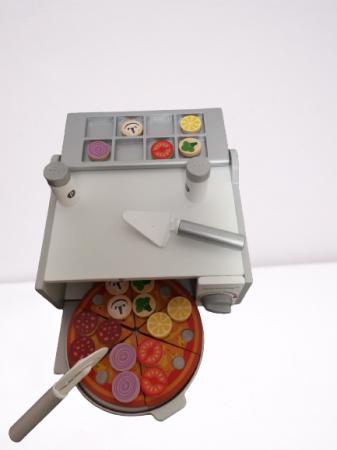 Cuptor de Pizza din Lemn cu Accesorii [2]