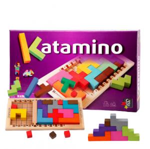 Joc Lemn Tetris - Katamino0