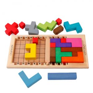 Joc Lemn Tetris - Katamino1