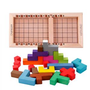 Joc Lemn Tetris - Katamino2