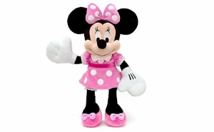 Jucarie plus Minnie Mouse  35 cm muzical1