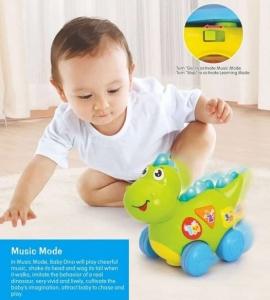 Jucarie interactiva bebe micul dinozaur [2]