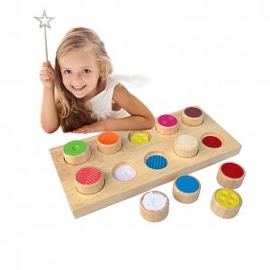 Joc din lemn memorie pentru copii Memory4