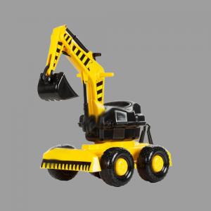 Excavator Copii rotativ - manevrabil de copil0