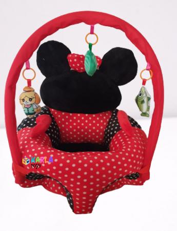 Fotoliu Bebelusi din Plus cu Arcada Mickey sau Minnie Mouse [0]