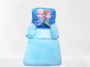 Fotoliu din plus extensibil Frozen 80 cm0