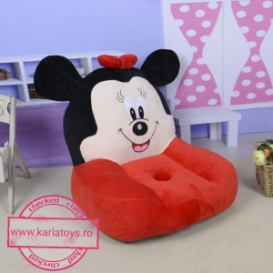 Fotoliu din plus Minnie Mouse /Mickey Mouse Mare sit down2