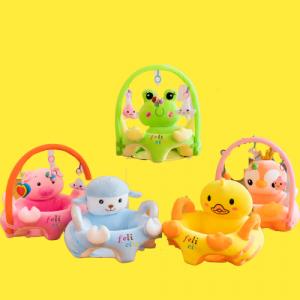 Fotoliu plus bebe sit up cu Bara jucarii -Fotoliu plus bebe Feli city animale cu arcada2