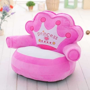 Fotoliu din plus copii Princess sit down1