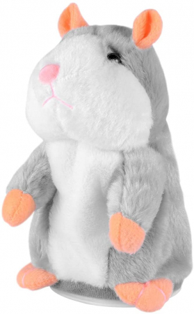 Hamsterul Vorbitor Jucarie interactiva de plus1