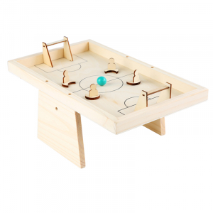 Masa de Fotbal din lemn Joc interactiv copii0