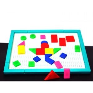Jocul Figurilor Geometrice Magnetic0