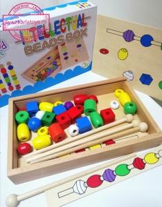 Joc din Lemn Potriveste  Intellectual Box3