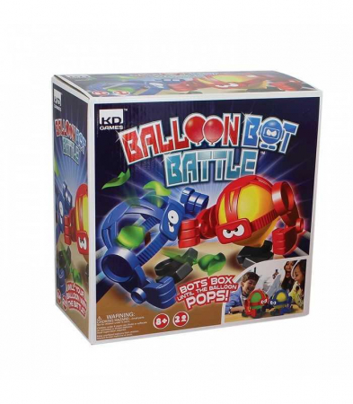 Joc Interactiv cu Baloane Robot Boxing [0]